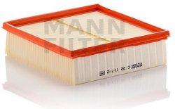 Kabínový filter MANN FILTER C 22 117/2