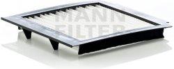 Kabínový filter MANN FILTER CU 1009