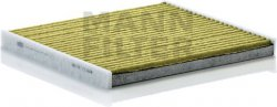 Kabínový filter MANN FILTER FP 1828