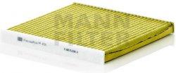 Kabínový filter MANN FILTER FP 2131