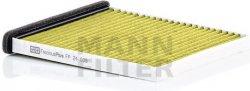 Kabínový filter MANN FILTER FP 24 009