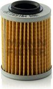 Olejový filter MANN FILTER MH 63/1