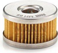 Olejový filter MANN FILTER MH 69
