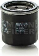 Olejový filter MANN FILTER MW 64