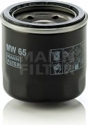 Olejový filter MANN FILTER MW 65