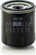 Olejový filter MANN FILTER MW 68
