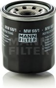 Olejový filter MANN FILTER MW 68/1