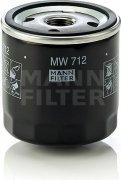 Olejový filter MANN FILTER MW 712