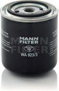Filter chladiacej kvapaliny MANN FILTER WA 923/3