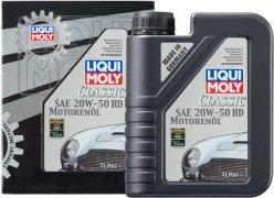 LIQUI MOLY CLASSIC MOTORENöL 20W-50 HD - 1l