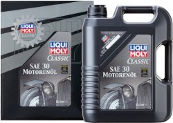 LIQUI MOLY CLASSIC MOTORENöL SAE 30 - 5l