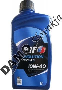 ELF EVOLUTION 700 STI 10W-40 - 1l