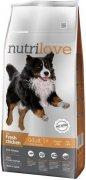 NUTRILOVE pes ADULT 1+ large breeds - 12kg