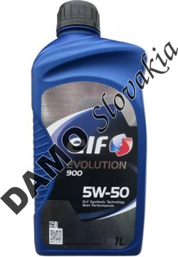 ELF EVOLUTION 900 5W-50 - 1l