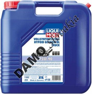 LIQUI MOLY hypoidný prevodový olej TRUCK 75W-90 - 20l
