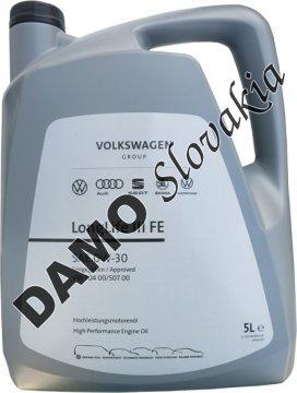 VOLKSWAGEN G S55 545 LongLife III FE 0W-30 - 5l