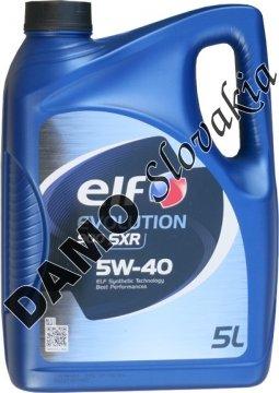 ELF EVOLUTION 900 SXR 5W-40 - 5l