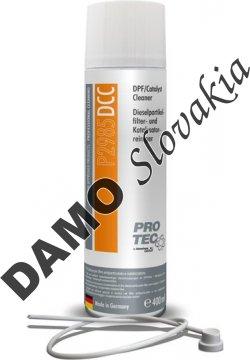 PRO-TEC DPF/Catalyst Cleaner - 400ml