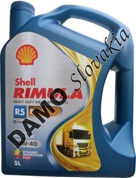 SHELL RIMULA R5 E 10W-40 - 5l