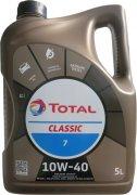 TOTAL CLASSIC 7 10W-40 - 5l