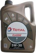 TOTAL CLASSIC 9 LL 5W-30 - 5l