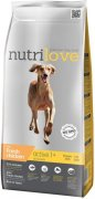 NUTRILOVE pes ACTIVE 1+ all breeds - 12kg