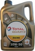 TOTAL QUARTZ RACING 10W-50 - 5l
