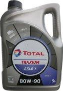 TOTAL TRAXIUM AXLE 7 80W-90 - 5l