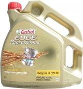 CASTROL EDGE PROFESSIONAL LONGLIFE lll TITANIUM FST 5W-30 - 4l