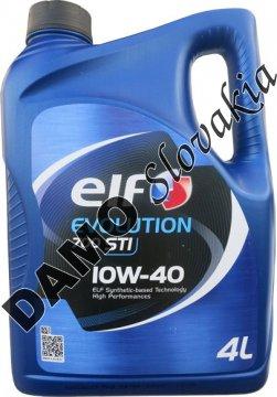 ELF EVOLUTION 700 STI 10W-40 - 4l
