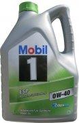 MOBIL 1 ESP X3 0W-40 - 5l