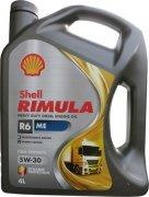 SHELL RIMULA R6 ME 5W-30 - 4l