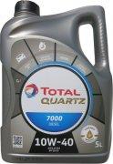 TOTAL QUARTZ 7000 DIESEL 10W-40 - 5l