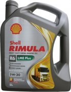 SHELL RIMULA R6 LME PLUS 5W-30 - 5l