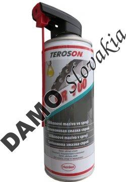 TEROSON VR 700 400ml - silikónový sprej