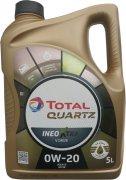 TOTAL QUARTZ INEO XTRA V-DRIVE 0W-20 - 5l