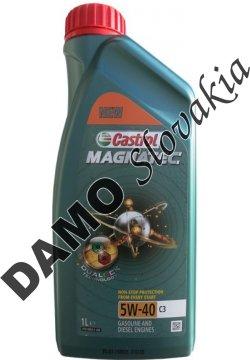 CASTROL MAGNATEC 5W-40 C3 - 1l