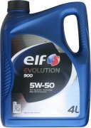 ELF EVOLUTION 900 5W-50 - 4l