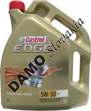 CASTROL EDGE TITANIUM FST LL 5W-30 - 5l