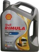 SHELL RIMULA R6 M 10W-40 - 5l