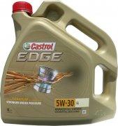CASTROL EDGE TITANIUM FST LL 5W-30 - 4l