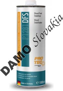 PRO-TEC DIESEL FUEL STABILIZER - 1l