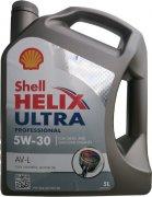 SHELL HELIX ULTRA PROFESSIONAL AV-L 5W-30 - 5l