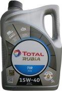 TOTAL RUBIA TIR 7400 15W-40 - 5l