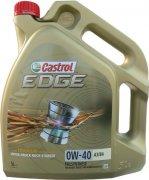 CASTROL EDGE A3/B4 0W-40 - 5l