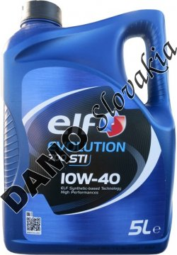 ELF EVOLUTION 700 STI 10W-40 - 5l