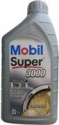 MOBIL SUPER 3000 FORMULA F 0W-30 - 1l