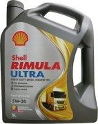 SHELL RIMULA ULTRA 5W-30 - 5l