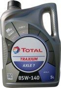 TOTAL TRAXIUM AXLE 7 85W-140 - 5l