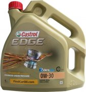 CASTROL EDGE 0W-30 - 4l